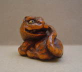 Tiger Netsuke <b>(SOLD)</b>